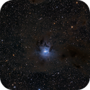 NGC 7023 Iris Nebula.,                                Luigi Ghilardi