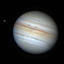 Jupiter through the haze.,                                SemiPro