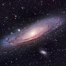 M31 - Andromeda,                                Chris Bulik