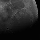 Lune du 31 mai 2020 - Terminateur à la barlow,                                Julien Lana