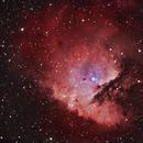 NGC281,                                Laurent Despontin
