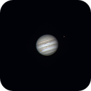 Jupiter with C6 Newtonian Reflector,                                Dave