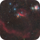 ORION widefield from NGC 1999  to LDN 1622 (Boogie Man),                                  Marcus Wögerer