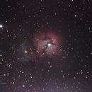 Nebulosa Trífida (M20),                                Geovandro Nobre