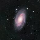 Bodes' Galaxy, M81, LHaRGB,                                KIJJA JEARWATTANAKANOK