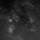 Bubble Nebula Widefield,                                Gintas Rudzevicius