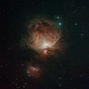 Orion Nebula,                                FrankMagoo