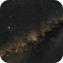 The Milky Way Galaxy in the fall,                                HoldGone