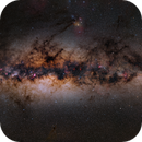Milky Way Panorama,                    Wei-Hao Wang