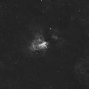 The Omega Nebula   M 17,                                alphaastro (Rüdiger)