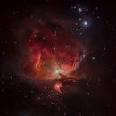"M42 ""The Great Orion Nebula"".,                                Ofiuco"