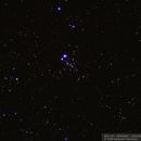 NGC 457 Eulenhaufen,                                Benny Hartmann