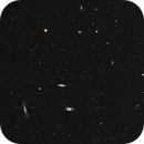 Leo Trio,                                AstroDarkSky