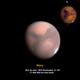 Mars – Syrtis Major, Hellas Basin and  Meridani  Planum,                                MAILLARD