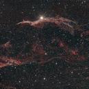 NGC 6960 Witch's broom,                                Jürgen Ehnes