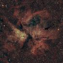 Eta Carina,                                AstroCat_AU