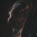 Veil Nebula from Spain,                                mandrake