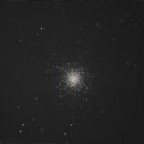 M 13 Hercules Globular Cluster,                                Michael Timm
