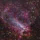 M17 - Omega nebula,                                Ricardo L Pinto