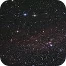 NGC7822 - another dim Nebula in Cephus,                                seigell