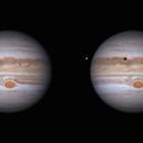Jupiter and Io: 2019-04-06,                                Darren (DMach)