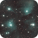 M45 The Pleiades,                                  Tam Rich
