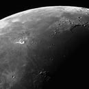 Waning Crescent Moon - 2020-12-09,                                Chris Morisette