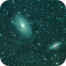 M81 and M82,                                Stephan