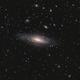 NGC 7331 + Deer Lick group,                                  Scott