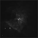 Trapezium core stars (200 x 1sec),                                sky-watcher (johny)