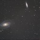 M81 and M82 Bodes Galaxy and Cigar Galaxy,                                Eri