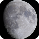 High Resolution moon,                                Markus A. R. Langlotz