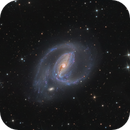 NGC 1097,                                Lee Borsboom
