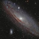 M-31: The Great Andromeda Galaxy  (Version 2),                                Fernando