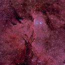 NGC 6188,                                Keith
