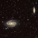 M81 M82 - Bode and Cigar galaxies,                                Matteo Ambrosi