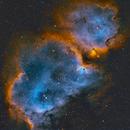 IC1848 Soul Nebula,                                Stan Smith