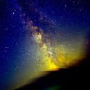 via lattea da col del nivolet 2612m.  agosto 2012,                                Carlo Colombo