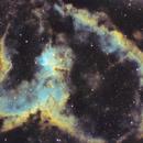 Heart Nebula,                                Everett Lineberry