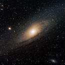 M31 - Andromeda,                                Christoph Klaschus