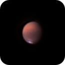 """Mars on 2020-08-11 at 15.9"""" with 5"""" Maksutov,                                Jesco"""