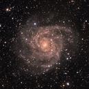 The Hidden Galaxy (IC 342),                                Ara