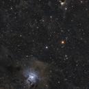 NGC 7023 + CB 230 / Iris + Ghost,                                Gabriel Siegl