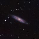 NGC 7184,                                Isa Mohammed