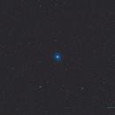 Alpha Lyrae- Vega in Lyra,                                pedro lozano