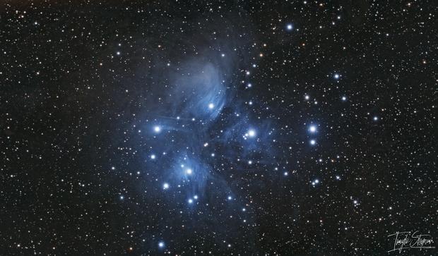 Unguided M45,                                Ivaylo Stoynov