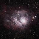 M8 Lagoon Nebula,                                Matt Willis