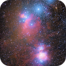 Orion M78 -> M42, remote data,                                turfpit