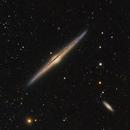 The Needle Galaxy - NGC4565,                                Kasra Karimi