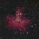M16, The Eagle Nebula,                                KHartnett